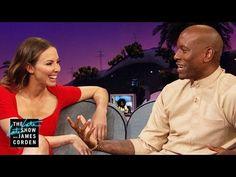 Whitney Cummings's New Hang Spot Is Tyrese Gibson's Backyard Whitney Cummings, The Late Late Show, Backyard, Patio, Backyards