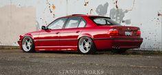 Never Enough – Scott Johnson's Quest to Build the Ultimate BMW Scott Johnson, Bmw Dealership, Bmw E38, E 38, Bmw 7 Series, Exterior Trim, Ford Explorer, Twin Turbo, Paint Shop
