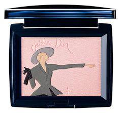 paleta de sombras Dior