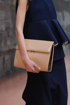 50 Best Bags From the Fall 2014 Collections | StyleCaster - marni clutch