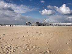 De Pier tijdens mooie en onstuimige nazomerborrel met de bloggers van www. denhaagdirect.nl