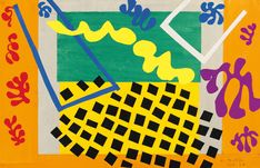 Exhibition. October 12, 2014–February 10, 2015. In the late 1940s, Henri Matisse turned almost exclusively to cut paper as his primary medium, and scissors as his chief implement, introducing a radically new operation that came to be called a cut-out. Matisse would cut painted sheets into forms of varying shapes and sizes—from the vegetal to the abstract—which he then arranged into lively compositions, striking for their play with color and contrast, their exploitation of decorative strategies,