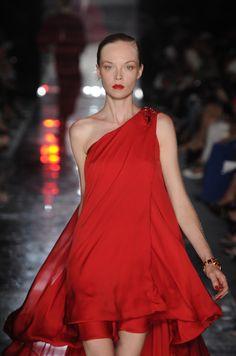 Alexandre Vauthier Haute Couture 2011 w/full swishing train