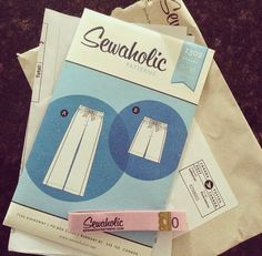 Louise Goes To Canada - Sewaholic Patterns - Burnaby