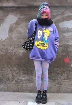Kawaii | Harajuku fashion ❤️ | Pinterest