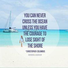 #travel #mondaymotivation #motivation #ocean #worldoceansday #beach #quote
