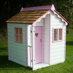 blossom cottage playhouse by playways | notonthehighstreet.com