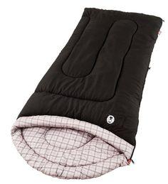 Coleman Richland Cool-Weather Scoop Sleeping Bag - http://www.campingandsleepingbags.com/coleman-richland-cool-weather-scoop-sleeping-bag/