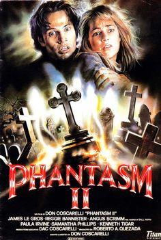 Phantasm 2 Movie Posters From Movie Poster Shop