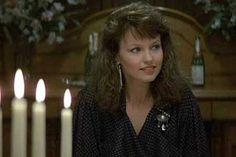 Deborah Foreman in April Fools Day April Fools Day Movie, Deborah Foreman, Dinner And A Movie, Scream Queens, Getting Drunk, Film Review, Nightmare On Elm Street, Horror Films, Film Stills