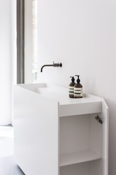 Looking for a spectacular basin? #notonlywhite #joostvandervecht #aesop
