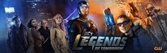 DCs Legends of Tomorrow 2.sezon tum bolumler