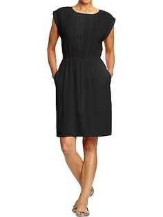 Little black dress by Old Navy