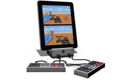 A GameDock that turns your iPhone into a videogame console