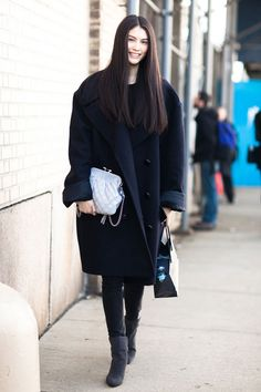 Sui He: On the Street / FW 13