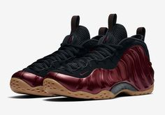 """newest 4fcf7 68c8e  sneakers  news Nike Air Foamposite One """"Night Maroon"""" Has New Release Date"""
