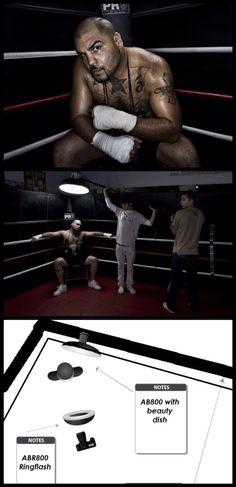 Portrait: Boxer http://dustinsnipes.com/blog/2008/12/01/portrait-boxer/
