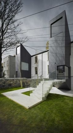 Houses In Castlewood Avenue | ODOS Architects | Dublin, Ireland | 2012