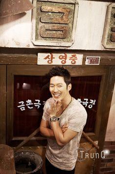 チャン·ヒョクのONE-MILE TRAVEL(TRUN-Q) 写真集【HQ】 - チャン・ヒョクの話 Asian Actors, Korean Actors, Korean Dramas, Deep Rooted Tree, Park Si Hoo, Fated To Love You, Jang Hyuk, Korea Fashion, Bts Memes