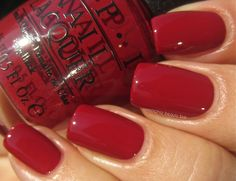"""OPI """"Lost on Lombard"""" (own)"""