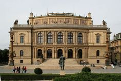 Rudolfinum  (Sala de conciertos )    Praga
