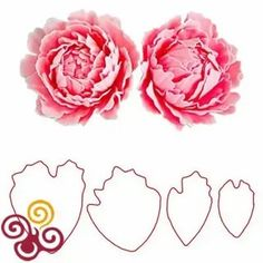 Wafer Paper Flowers, Paper Flowers Craft, Giant Paper Flowers, Paper Roses, Felt Flowers, Flower Crafts, Diy Flowers, Fabric Flowers, Flower Paper