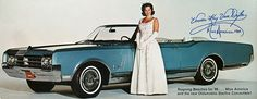 1965 Oldsmobile Starfire Convertible with Miss America | Flickr - Photo Sharing!