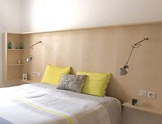 10 Favorites: Headboard Storage