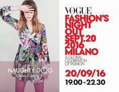 VFNO is coming to Milan! For this special occasion our 11 Corso Como flagship store will stay open until 10.30 pm! Come visit us!!