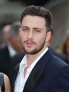 Aaron Taylor-Johnson's Larger than Life Hotness Terrorizes the 'Godzilla' Premiere | Hollyscoop