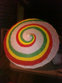 Kaylee Frye's parasol - replica hand painted umbrella modeled after Firefly / Serenity character. $30.00, via Etsy.