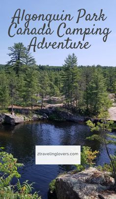 One of the best camping experiences in Canada is Algonquin Park in Ontario. This massive Provincial Park provides beautiful hikes, awesome swimming, tent cam. Camping Set Up, Tent Camping, Camping Hacks, Camping Storage, Camping Spots, Camping Stuff, Glamping, Algonquin Park, Algonquin Camping