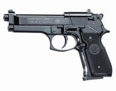 Wiatrówka Beretta M92FS 4,5 mm Black (419.00.00) (Wiatrówki pistolety i rewolwery)