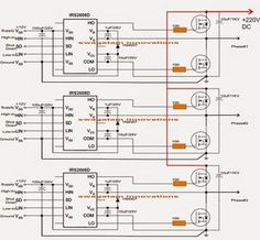 SMPS Welding Inverter Circuit Projects to try