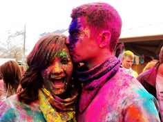Holi - Festival of Colours