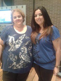 Con Helen C. Rogue, Bloguera, Escritora y mi fantástica presentadora!