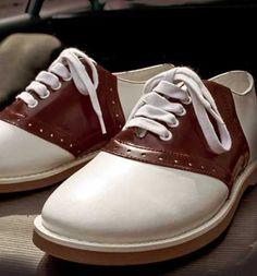 men's saddle shoe by rumble59.