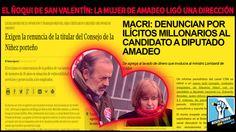 """El ñoqui rancio de San Valentín es Beatriz Victoria Luisa Orlowsky, la mujer del diputado Eduardo Amadeo de Cambiemos, fue designada por Macri para asumir como """"Directora del Centro Nacional de Organizaciones de la Comunidad..."""