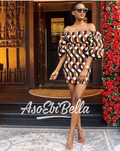 African Print Dresses, African Wear, African Attire, African Fashion Dresses, African Women, African Dress, Ankara Fashion, Latest Ankara Short Gown, Ankara Short Gown Styles