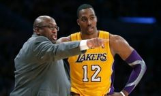 Los Angeles Lakers Fire  head coach Mike Brown