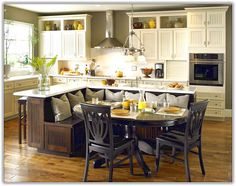Kitchen Island Bench kitchen islands with booth seating |  space, while also adding