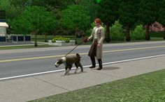 walking Tootsie