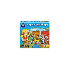 Orchard Toys International Pop To The Shops Game Orchard Toys, Pop Toys, Encouragement, Games, Fun, Shopping, Toys, Game, Lol