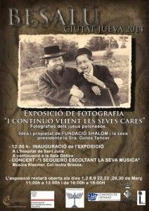 Exposición fotogràfica - Besalú - La Garrotxa