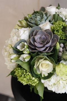 Fresh florals, seasonal florals and flower arrangements from our Santa Monica florist for flower delivery across Los Angeles, delighting those with impeccable tastes. Flower Delivery, Floral Arrangements, Succulents, Baby Shower, Tablescapes, Florals, Plants, Weddings, Heart