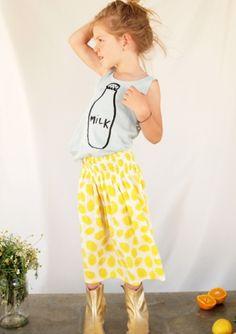 lemon-y fresh for summer