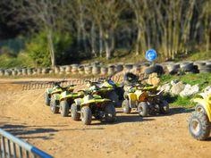 Quad per bambini a Mougins French Riviera, Motocross, Cool Places To Visit, Quad, The Good Place, Dolores Park, Have Fun, France, Circuit