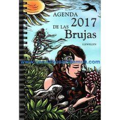 La mas que famosa agenda de la brujas para el año 2017, de la reconocida…