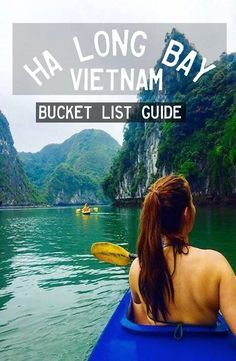 HA LONG BAY, VIETNAM - BUCKET LIST GUIDE