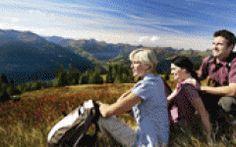 Wandern in den Kitzbühler Alpen in Saalbach Hinterglemm